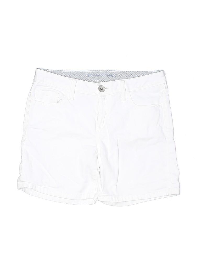 Banana Republic Women Denim Shorts 26 Waist