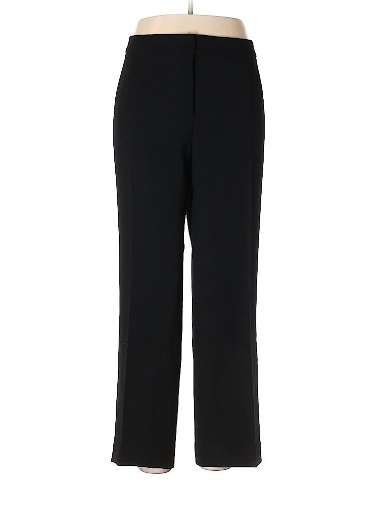 Lafayette 148 New York Women Wool Pants Size 16W