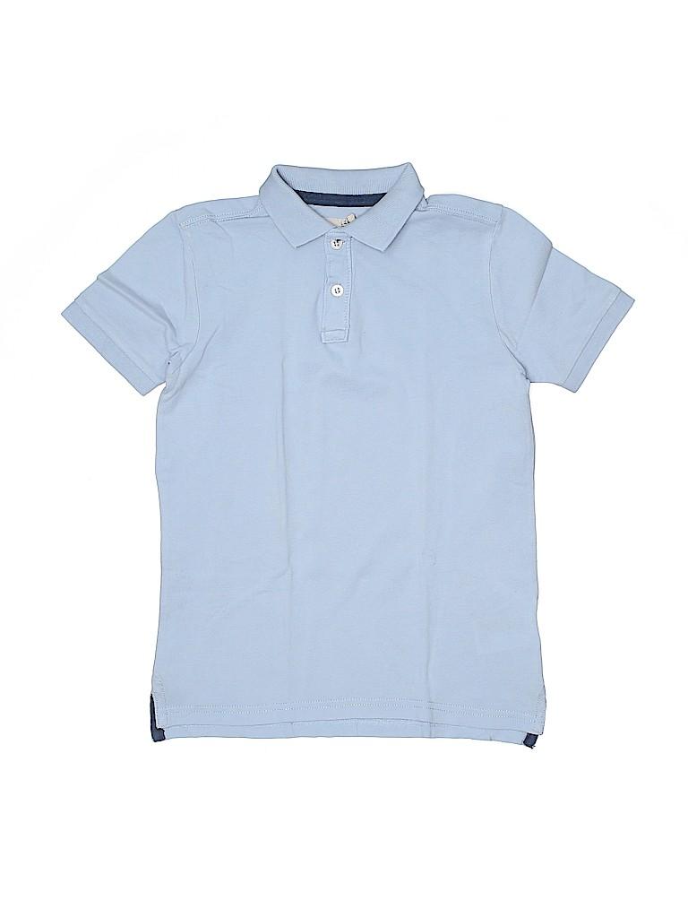 H&M L.O.G.G. Boys Short Sleeve Polo Size 8 - 10