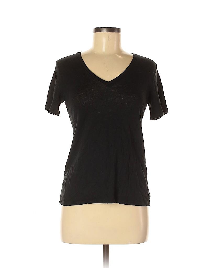 Banana Republic Women Short Sleeve T-Shirt Size M
