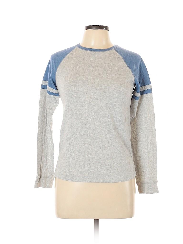 Vince. Women Long Sleeve T-Shirt Size L
