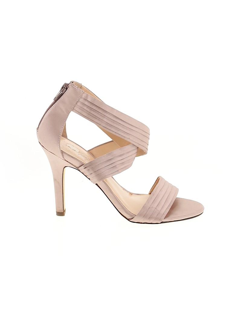 Jacqueline Ferrar Women Heels Size 7