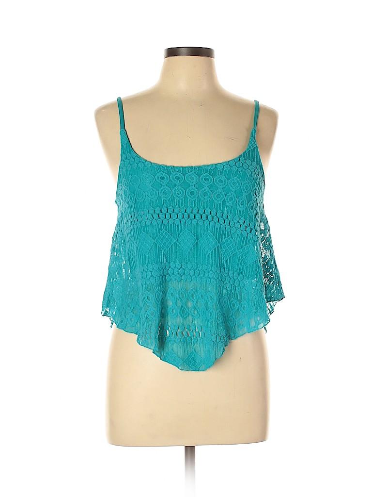 Rue21 Women Sleeveless Top Size XL