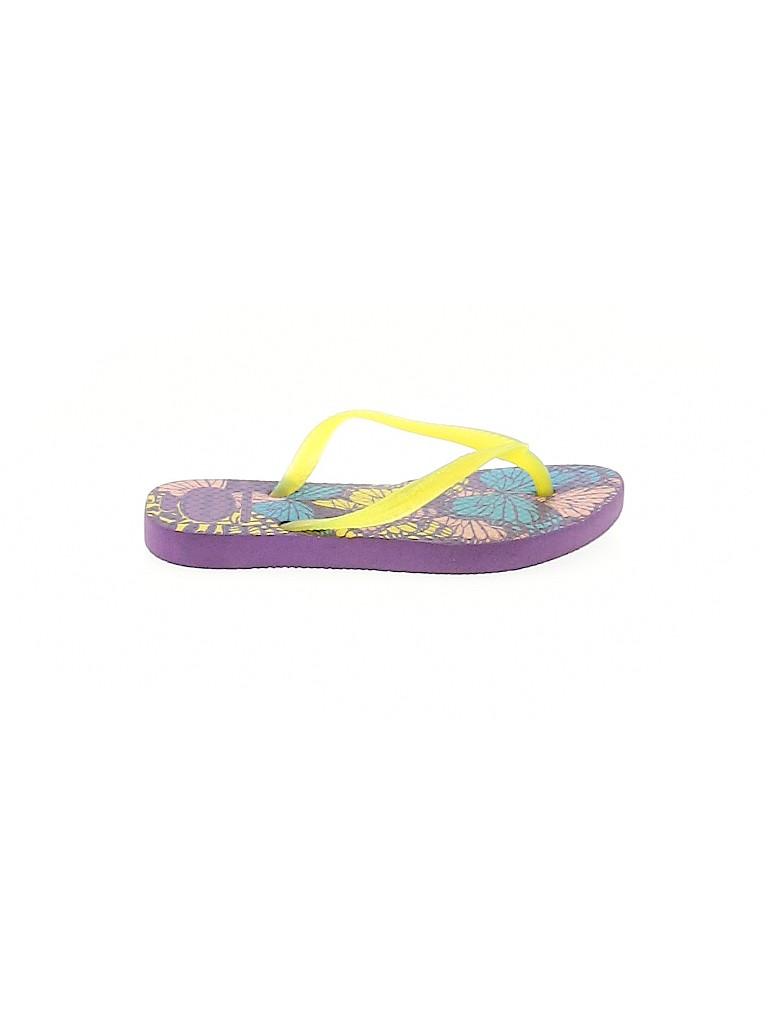 Havaianas Girls Flip Flops Size 25 - 26 Kids