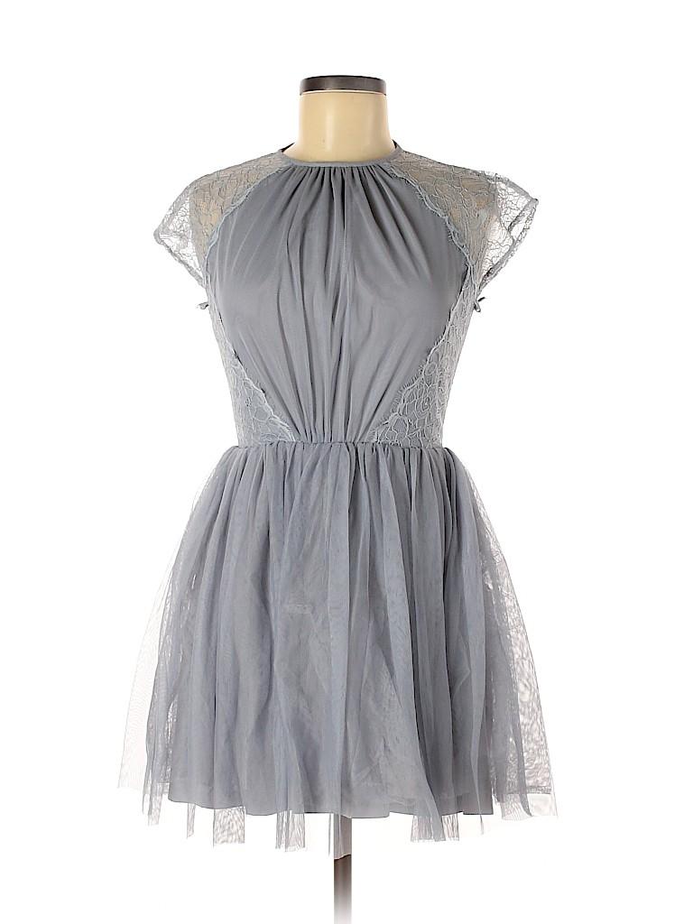 ASOS Curve Women Casual Dress Size 6 (Plus)
