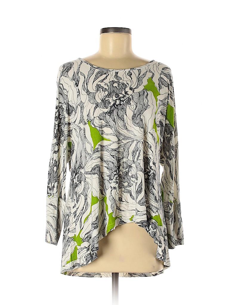 Parsley & Sage Women Long Sleeve Top Size M