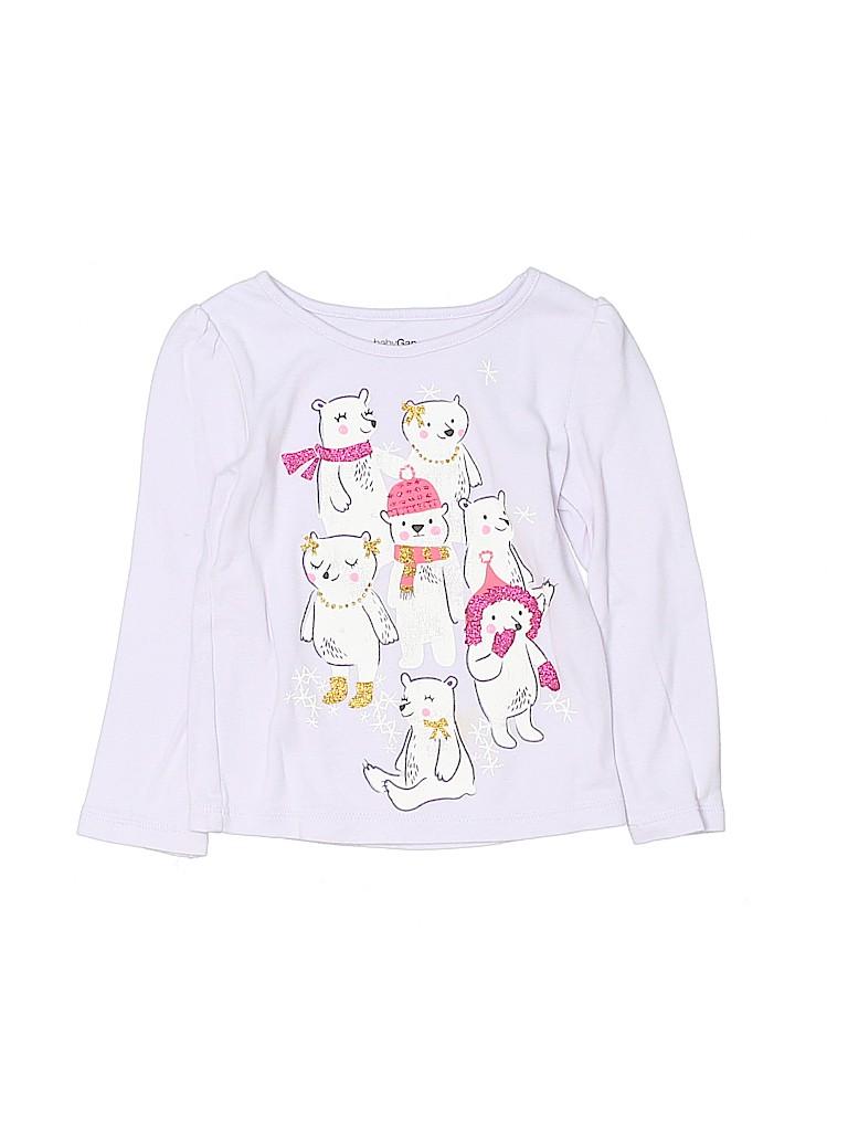 Baby Gap Girls Long Sleeve T-Shirt Size 2
