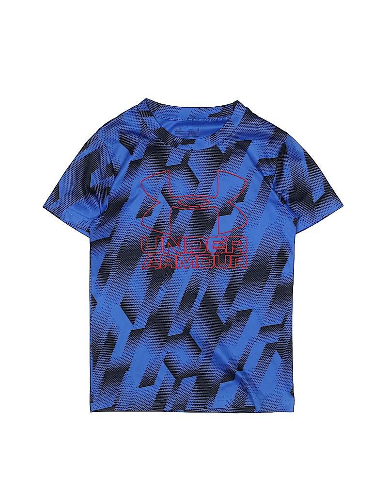 Under Armour Boys Active T-Shirt Size 8