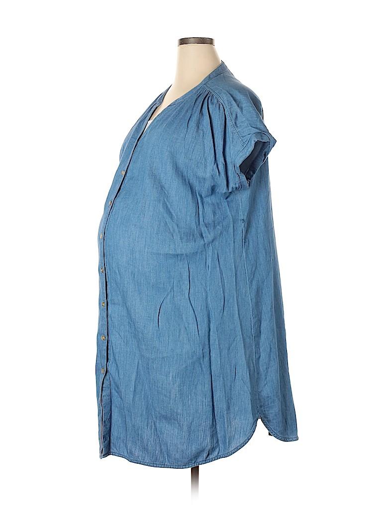 BeMaternity by Ingrid & Isabel Women Casual Dress Size XXL (Maternity)