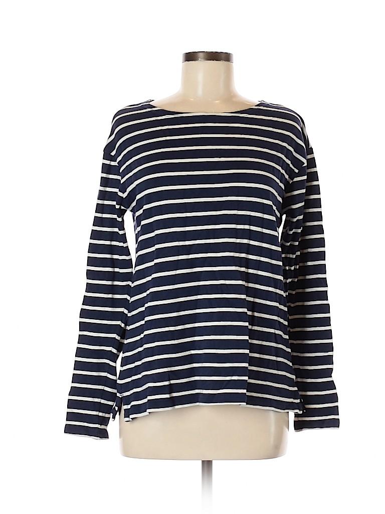 Old Navy Women Long Sleeve T-Shirt Size M