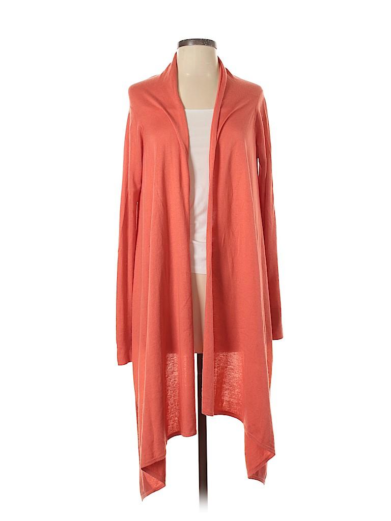 BCBGMAXAZRIA Women Silk Cardigan Size XS - Sm