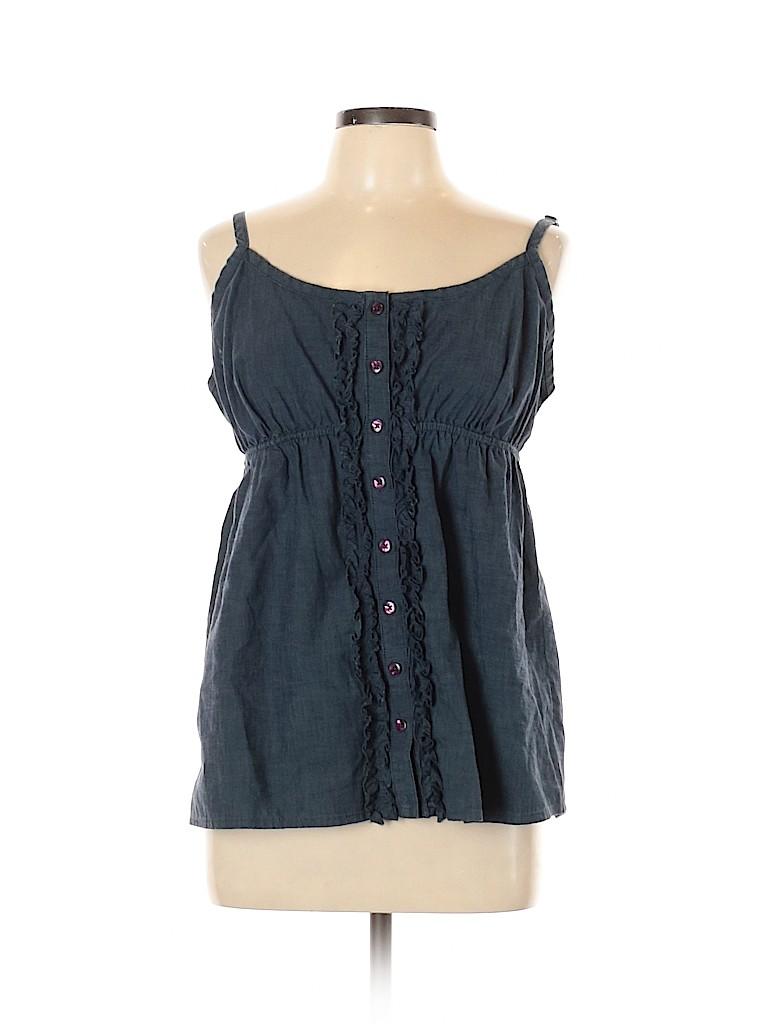 Gap Women Sleeveless Blouse Size XL