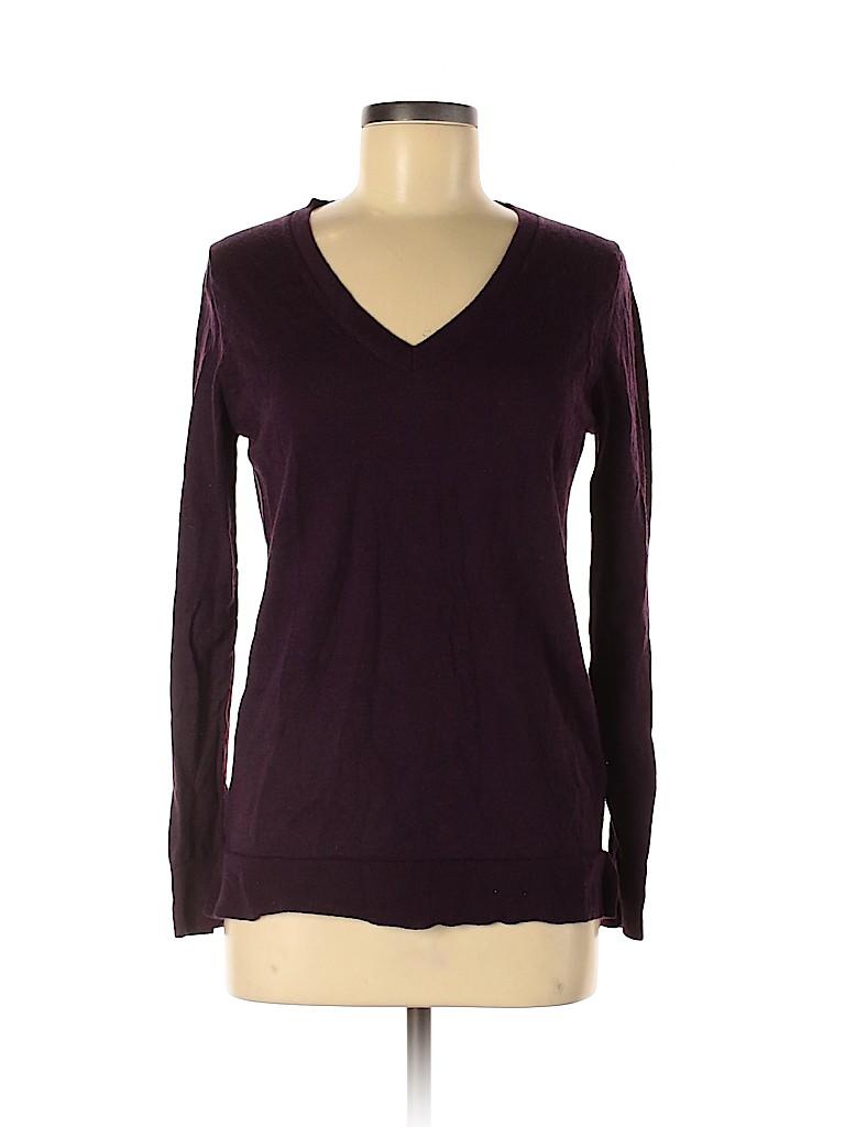 Banana Republic Women Wool Pullover Sweater Size M
