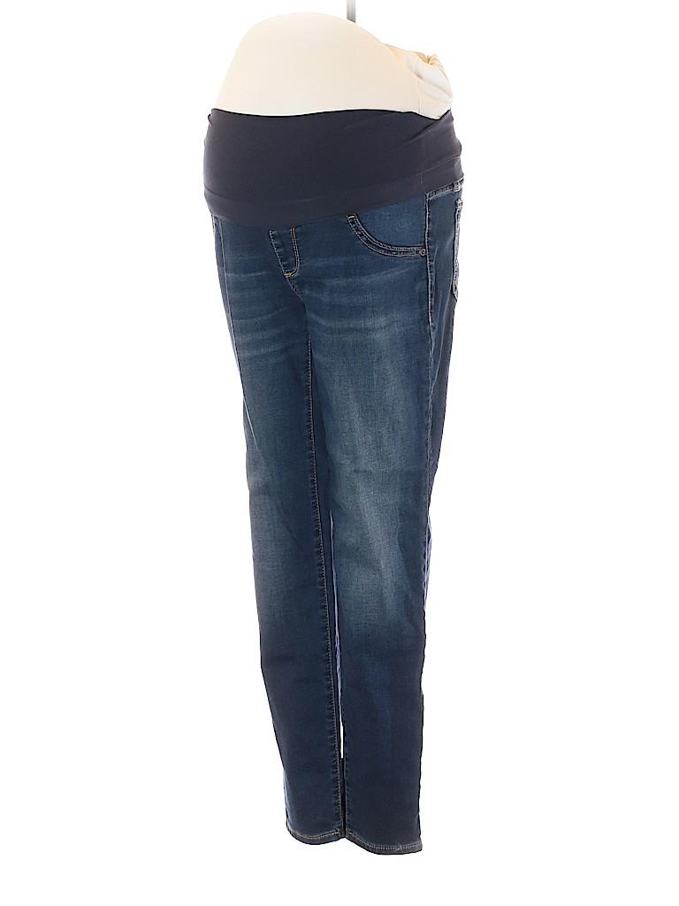 A:glow Women Jeans Size 8 (Maternity)