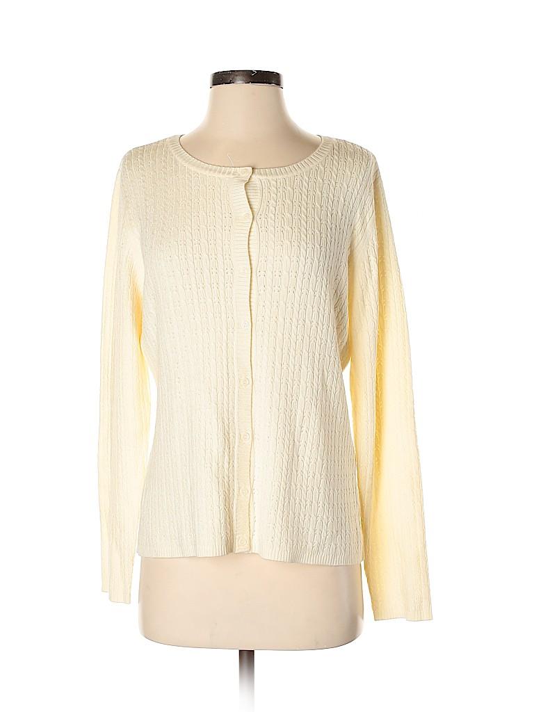 Petite Sophisticate Women Cardigan Size S