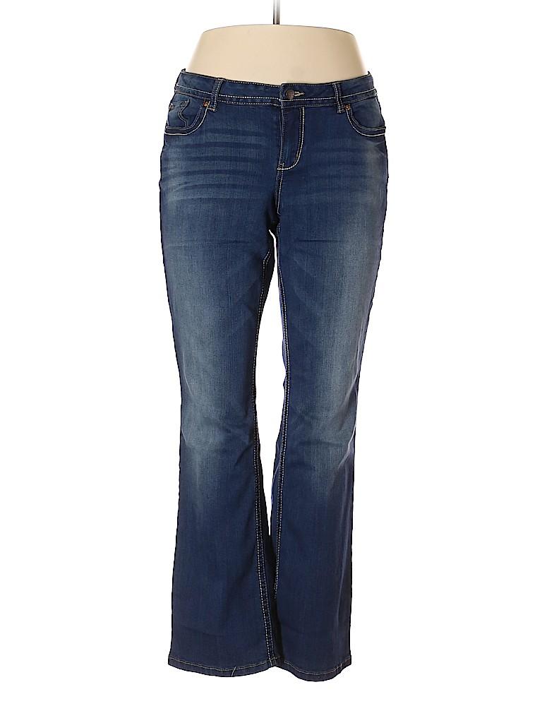 L.e.i. Women Jeans Size 15