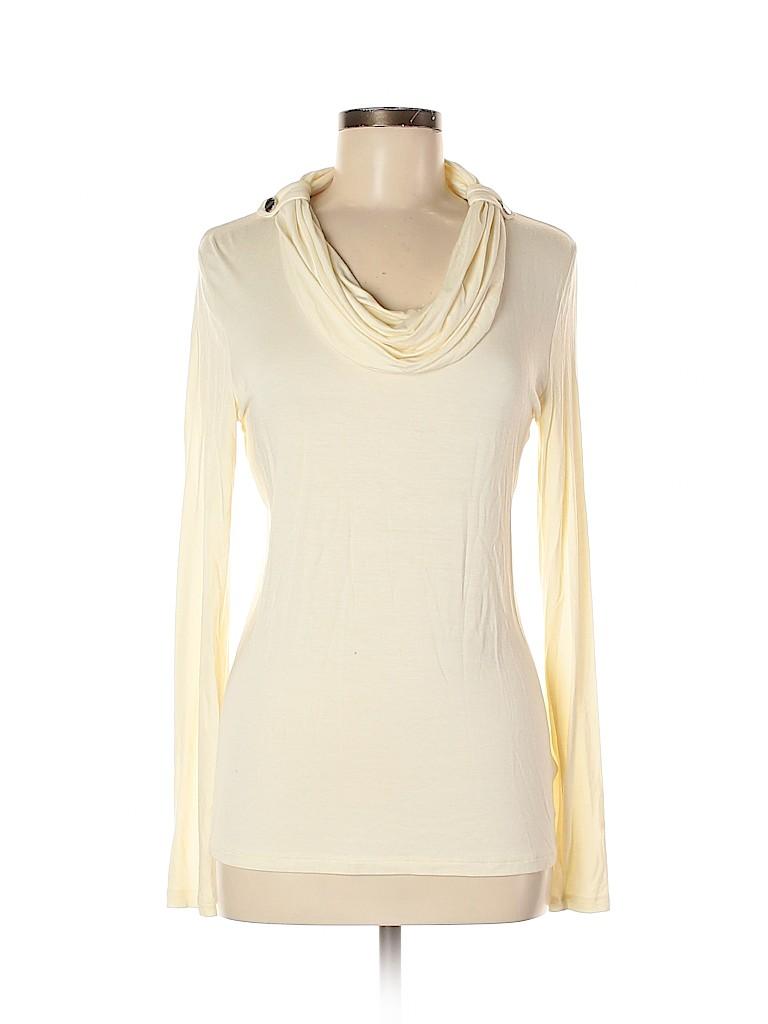 MICHAEL Michael Kors Women Long Sleeve Top Size M