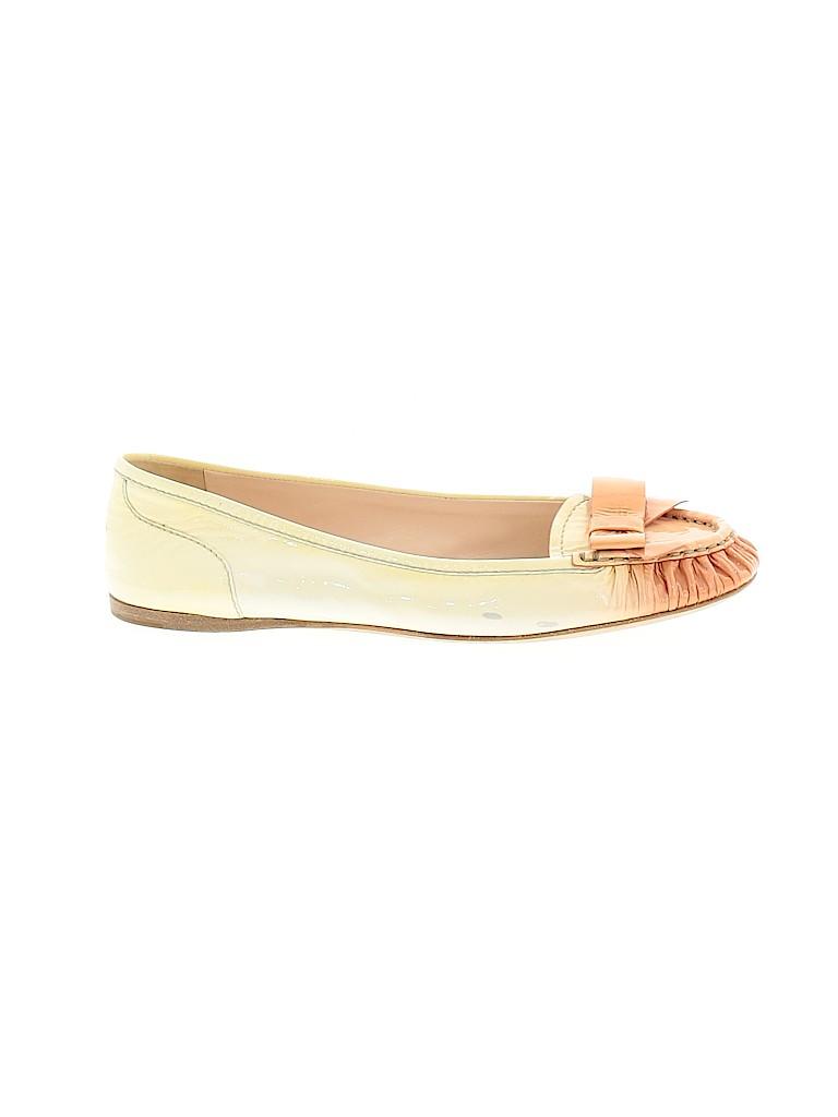 Prada Women Flats Size 37.5 (EU)