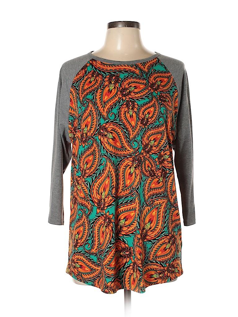 Lularoe Women Long Sleeve Top Size XL