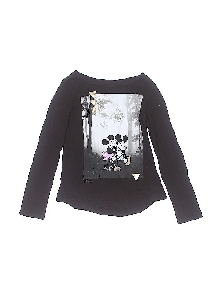 Gap Kids Girls Long Sleeve T-Shirt Size 8 - 9