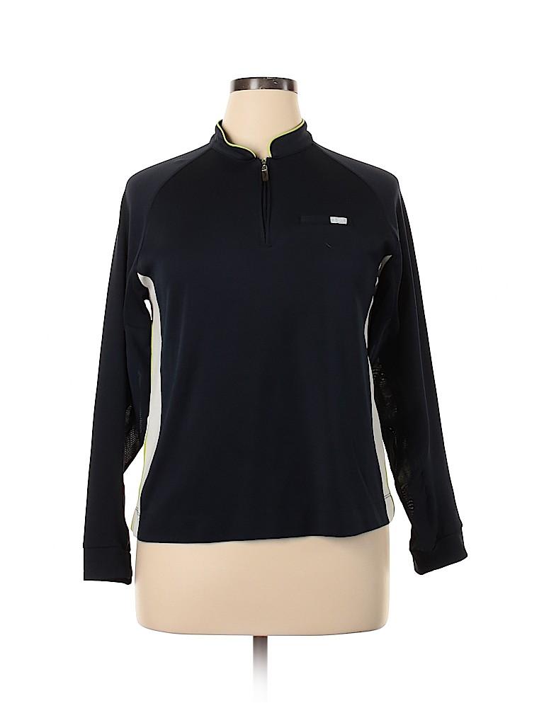 Callaway Women Track Jacket Size XL