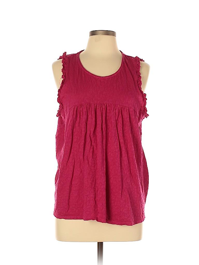 Lucky Brand Women Sleeveless Top Size XL