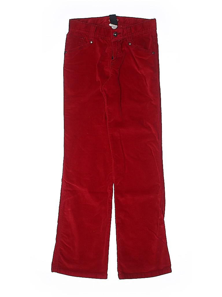Gap Kids Girls Velour Pants Size 12