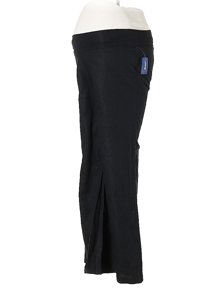 Old Navy - Maternity Women Linen Pants Size M (Maternity)