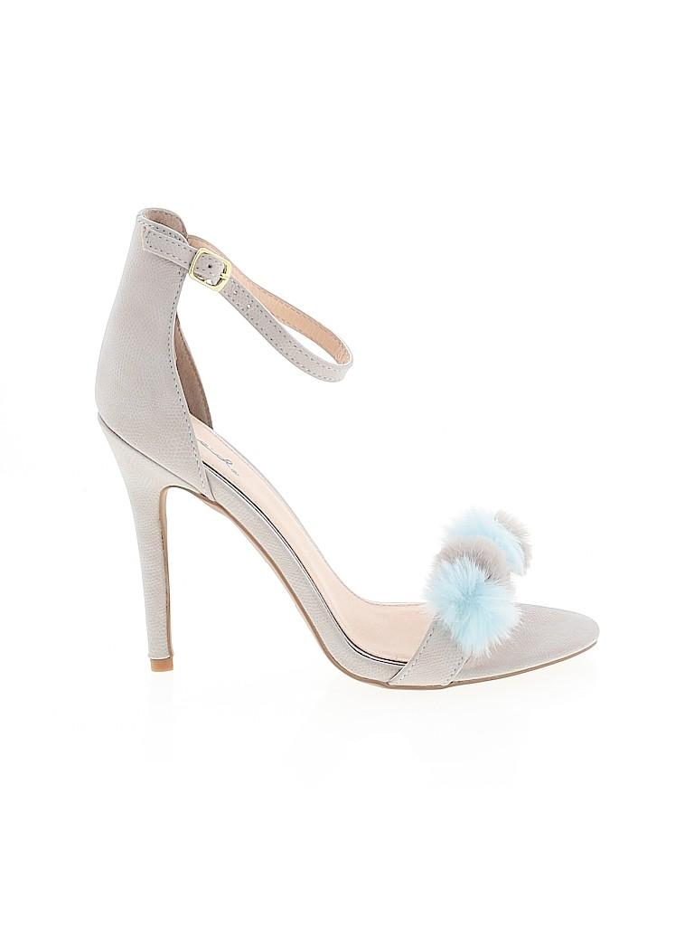 Qupid Women Heels Size 8 1/2