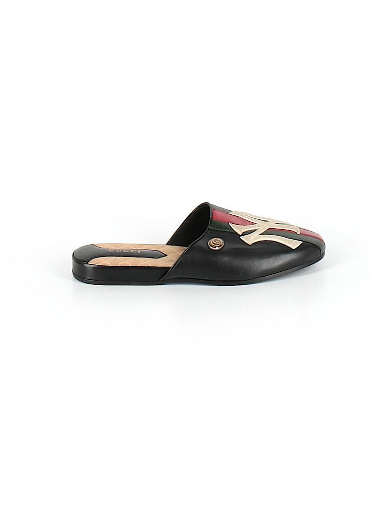 Gucci Women Mule/Clog Size 36.5 (IT)