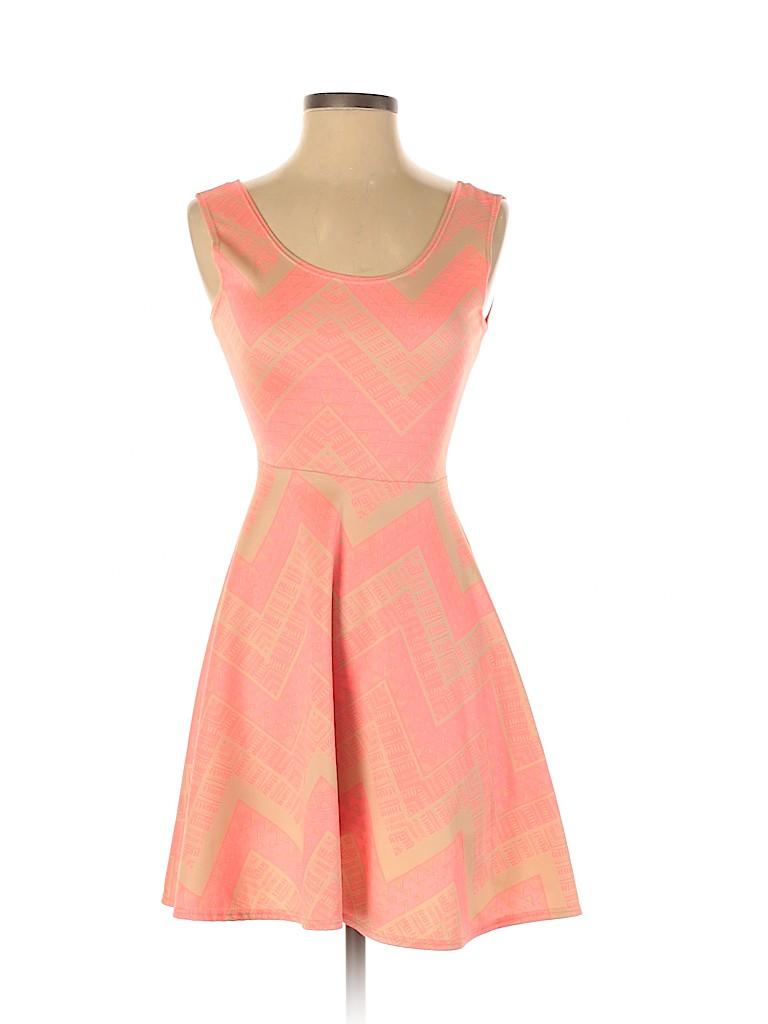 Derek Heart Women Casual Dress Size S