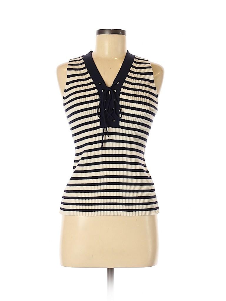 J. Crew Women Sleeveless T-Shirt Size 8