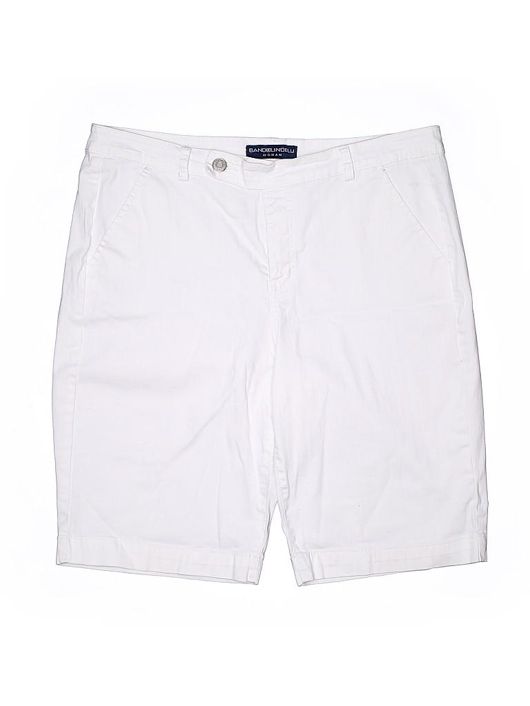 Bandolino Blu Women Shorts Size 18W (Plus)