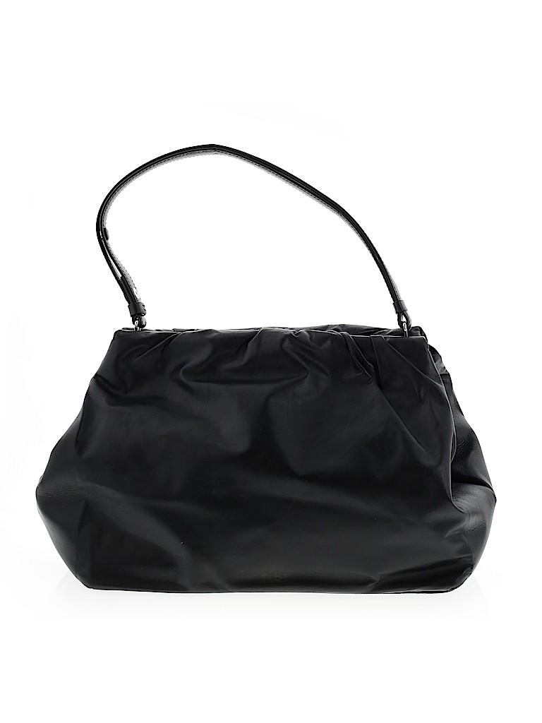 Tibi Women Leather Shoulder Bag One Size