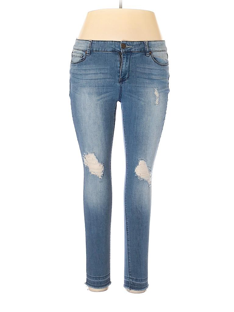 Indigo Rein Women Jeans Size 15