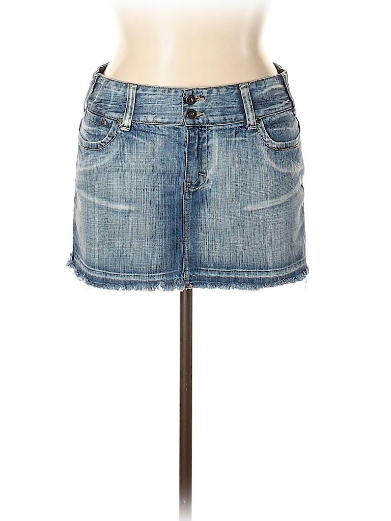 Maurices Women Denim Skirt Size 15 - 16