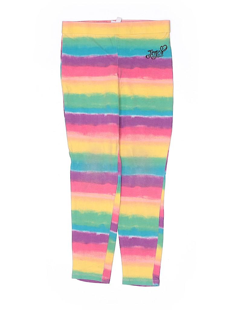 Jojo Siwa Girls Leggings Size S (Youth)