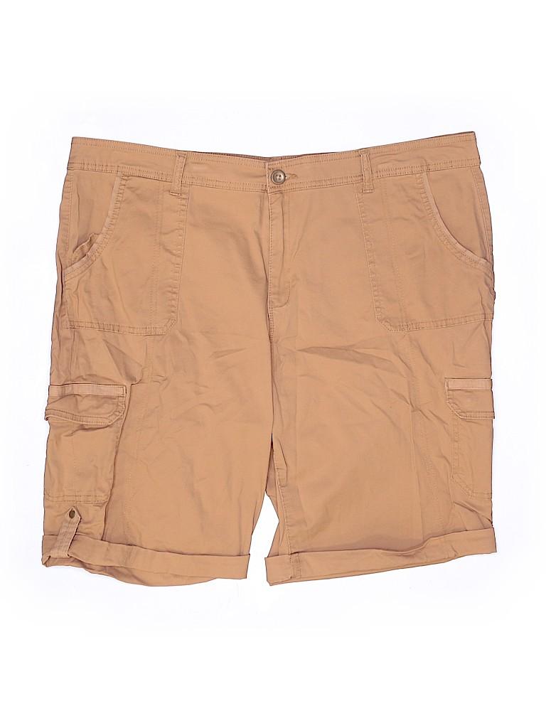 Jones New York Sport Women Cargo Shorts Size 18 (Plus)
