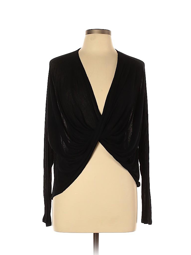 Ginger G. Women Long Sleeve Top Size L