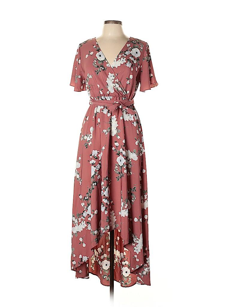 Tua Women Casual Dress Size L