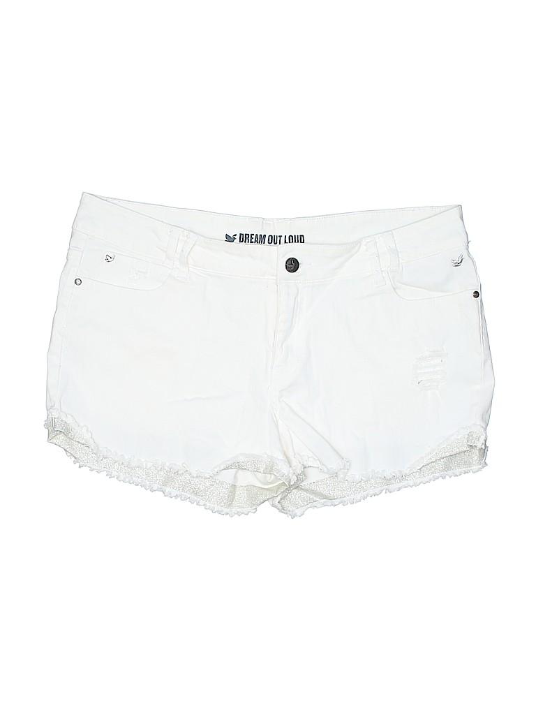 Dream Out Loud by Selena Gomez Women Denim Shorts Size 15