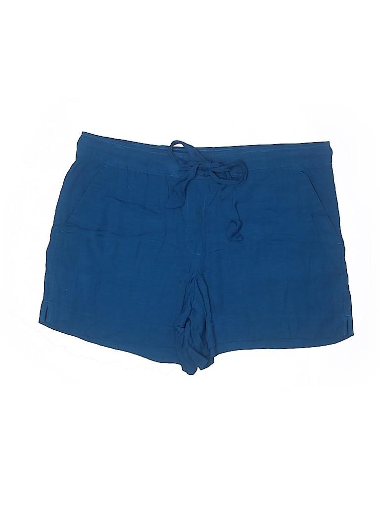 Ann Taylor LOFT Women Khaki Shorts Size L