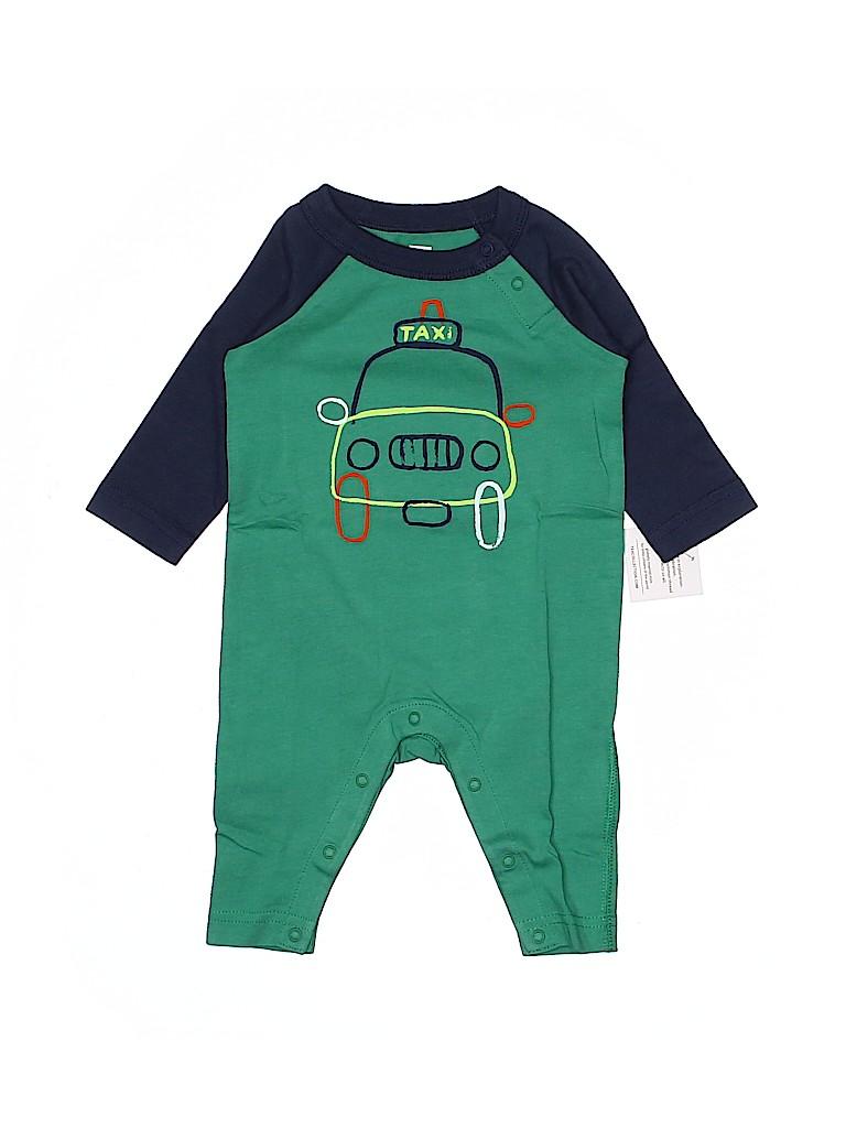 Tea Boys Long Sleeve Outfit Size 0-3 mo