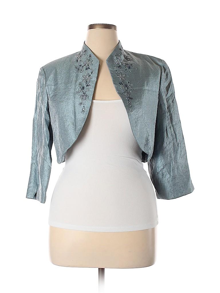 R&M Richards Women Jacket Size 16