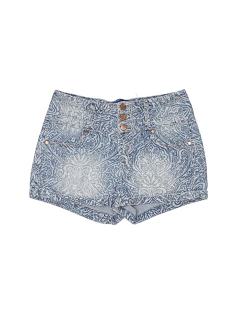 Sapphire Ink Women Denim Shorts Size 3