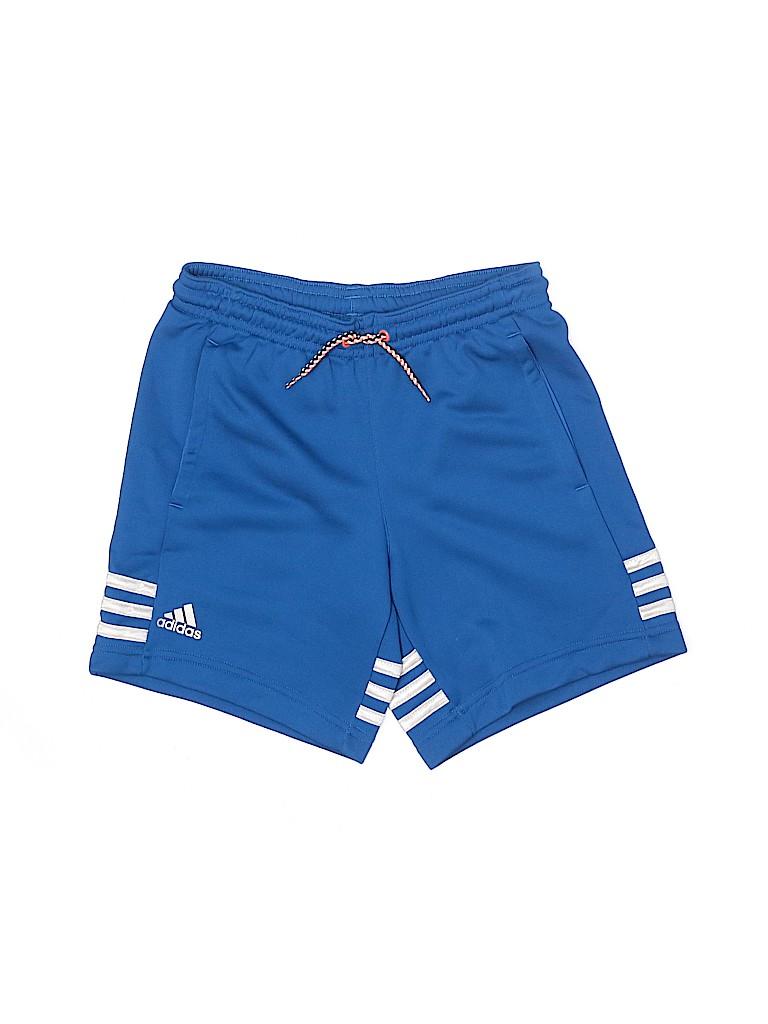 Adidas Boys Athletic Shorts Size 7 - 8