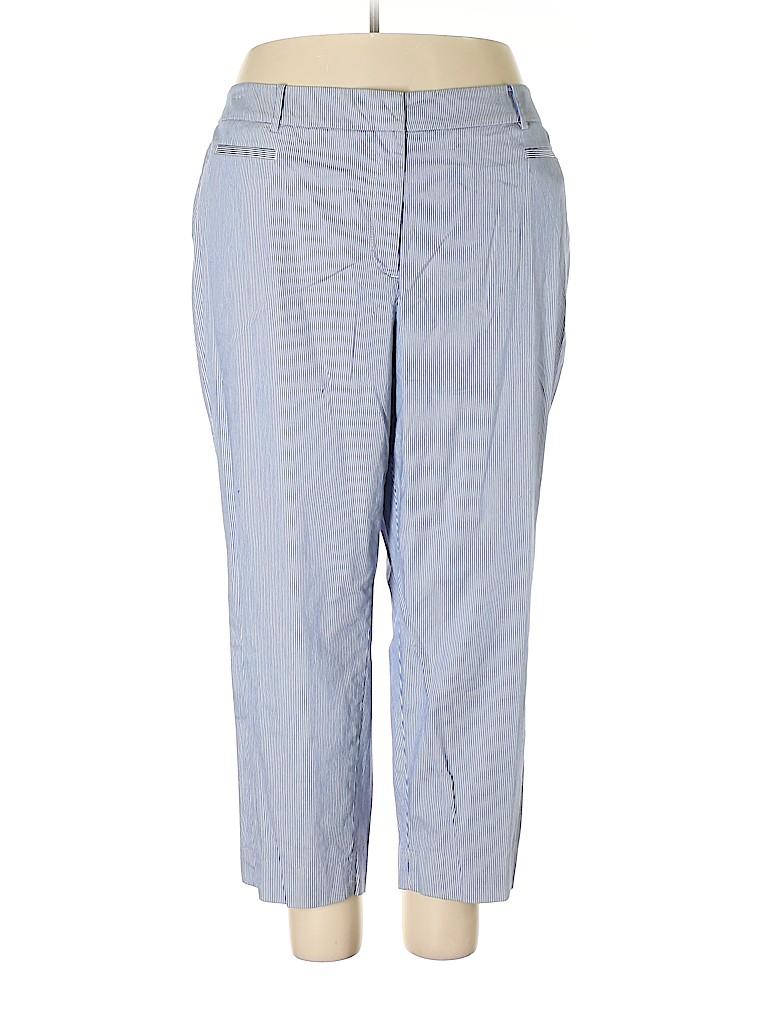 Talbots Women Dress Pants Size 24 (Plus)