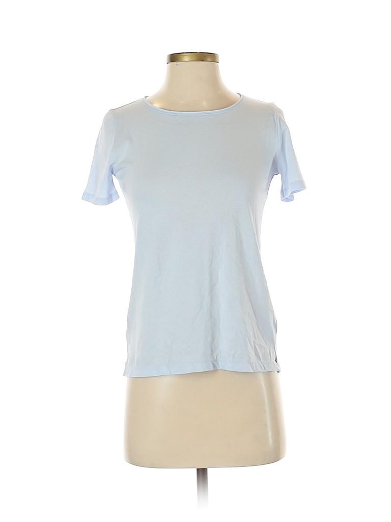 J. Crew Women Short Sleeve T-Shirt Size 1X (Plus)