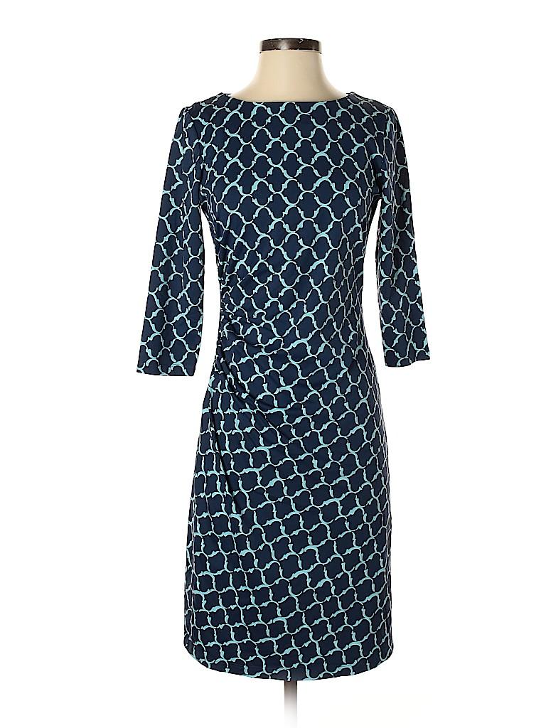 J. McLaughlin Women Casual Dress Size S
