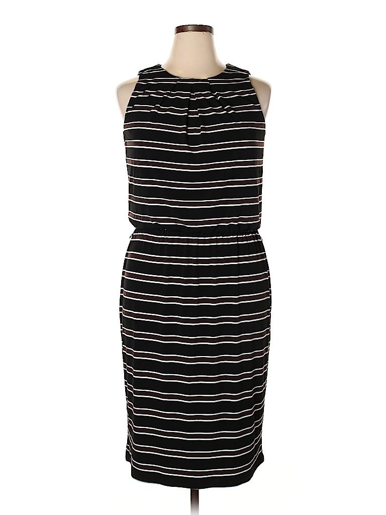 White House Black Market Women Casual Dress Size 14